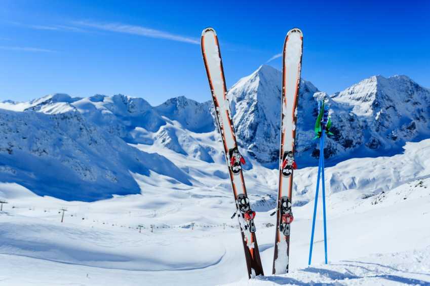 חבילות סקי באיטליה
