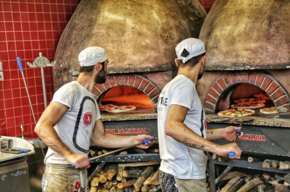 נאפולי: סיור קולינרי