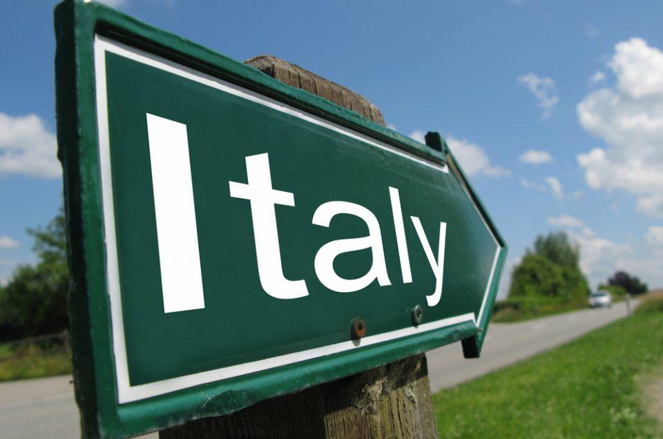 טיול מאורגן לצפון או דרום איטליה?