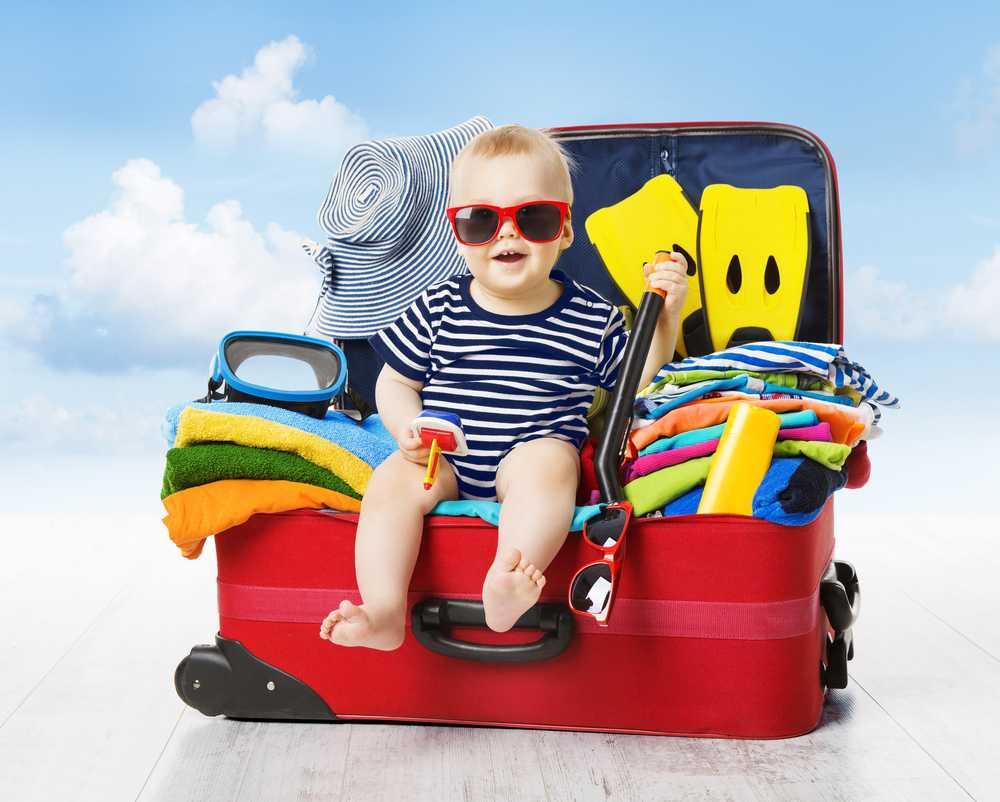 """לטייל עם תינוקות בחו""""ל"""