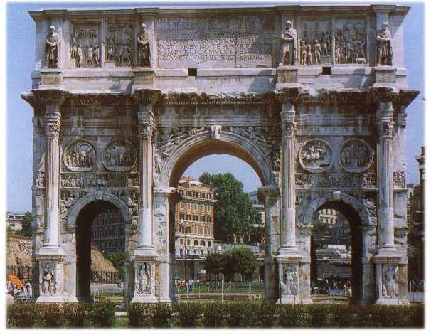 שער קונסטנטינו רומא