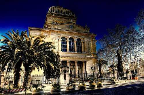 רומא היהודית– סיור מודרך בעברית