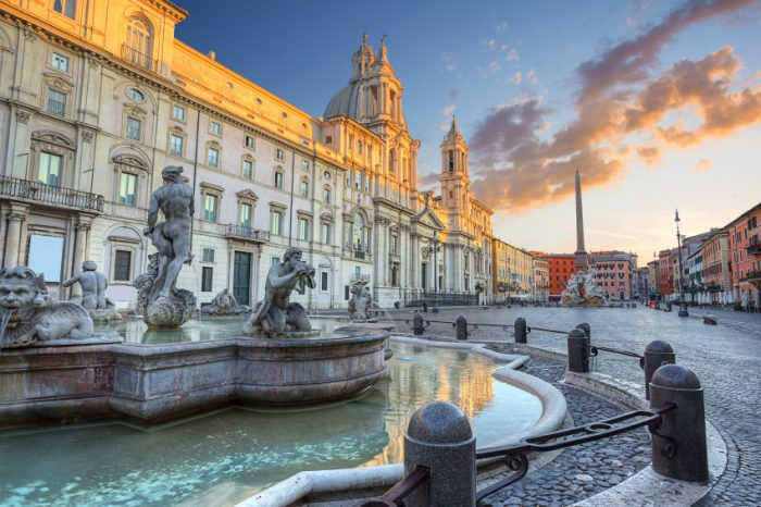 סמינר תרבות ואמנות ברומא