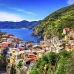 Vernazza Cinque Terre ליגוריה