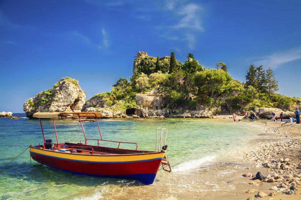 חוף ים בסיציליה | סולו איטליה