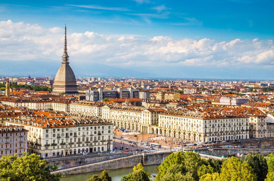 צפון איטליה: 10 אתרים לבקר בהם בטורינו