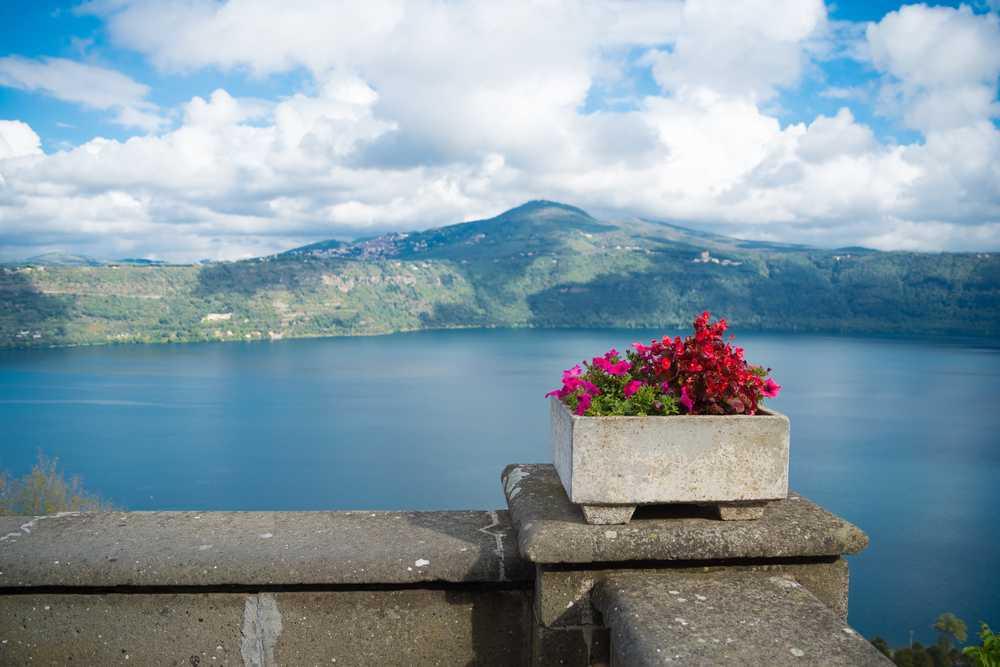 אגם אלבנו קסטלי רומאני