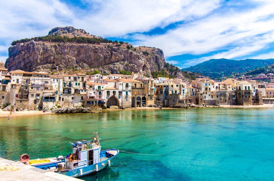 סיציליה כולל האיים הליפאריים- מסלול מומלץ לנוסע העצמאי