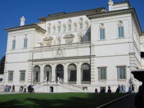 Galleria Borghese רומא