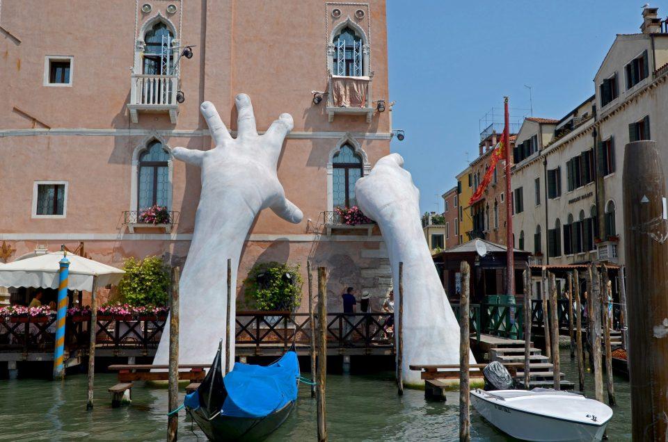 אמנות עכשווית – הביאנלה של ונציה